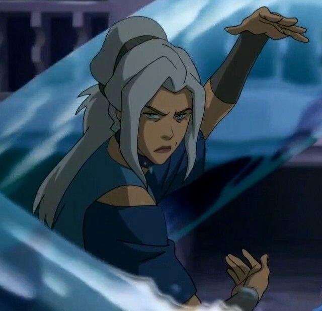 The Avatar: The Last Airbender Vs. Legend of Korra