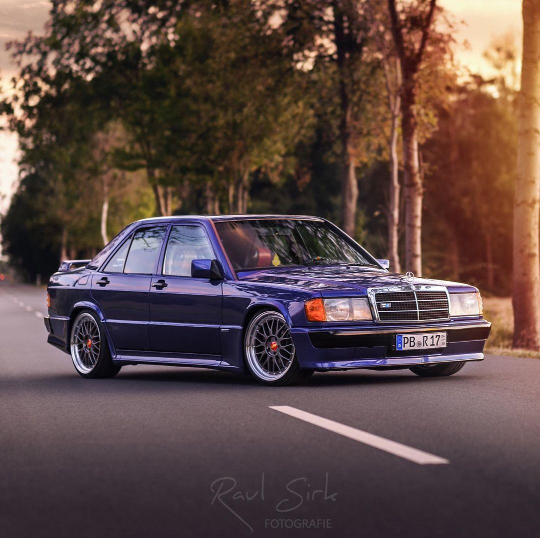 Legendy Ne Stareyut Mercedes Benz 190 W201 Mercedes