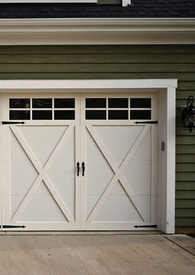 Pin By Carman On Garage Ideas Garage Door Styles