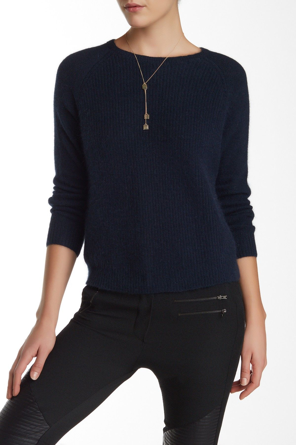Angora Blend Sweater by The Kooples on @nordstrom_rack