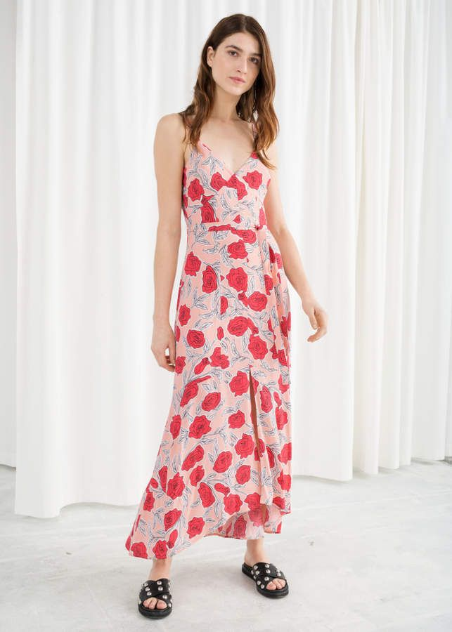 17c2c061a1 And other stories Belted Midi Dress in 2019 | Dresses and skirts ...