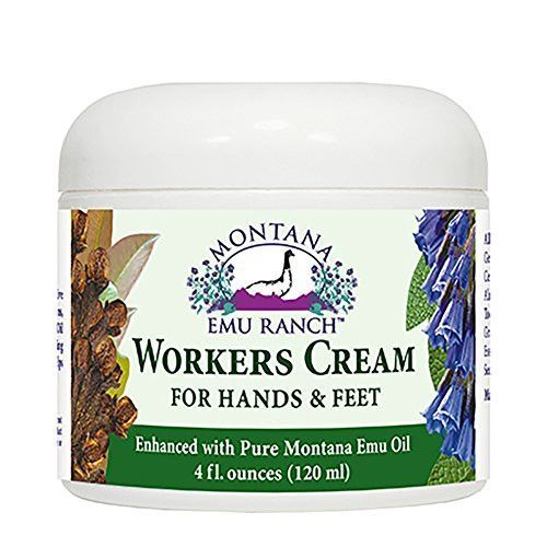 Workers Cream for Hands and Feet