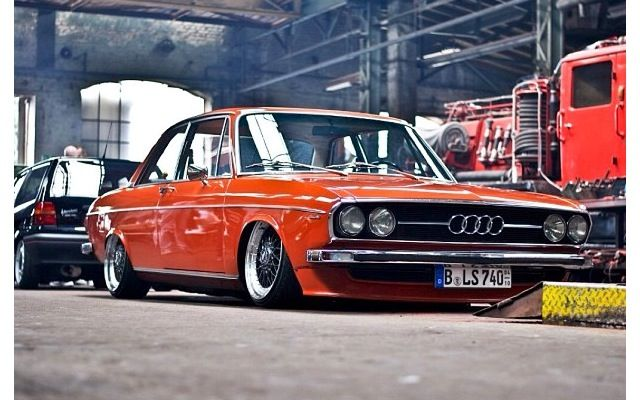 Amazing Audi Stance Nation With Images Vintage Sports Cars