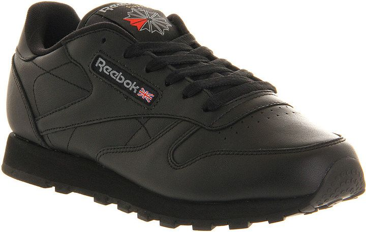 3cb3947e9897c REEBOK Classic leather trainers