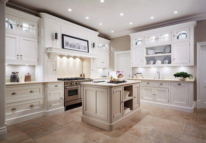 Cream Painted Kitchen in 2020   Kitchen design, Home decor ...