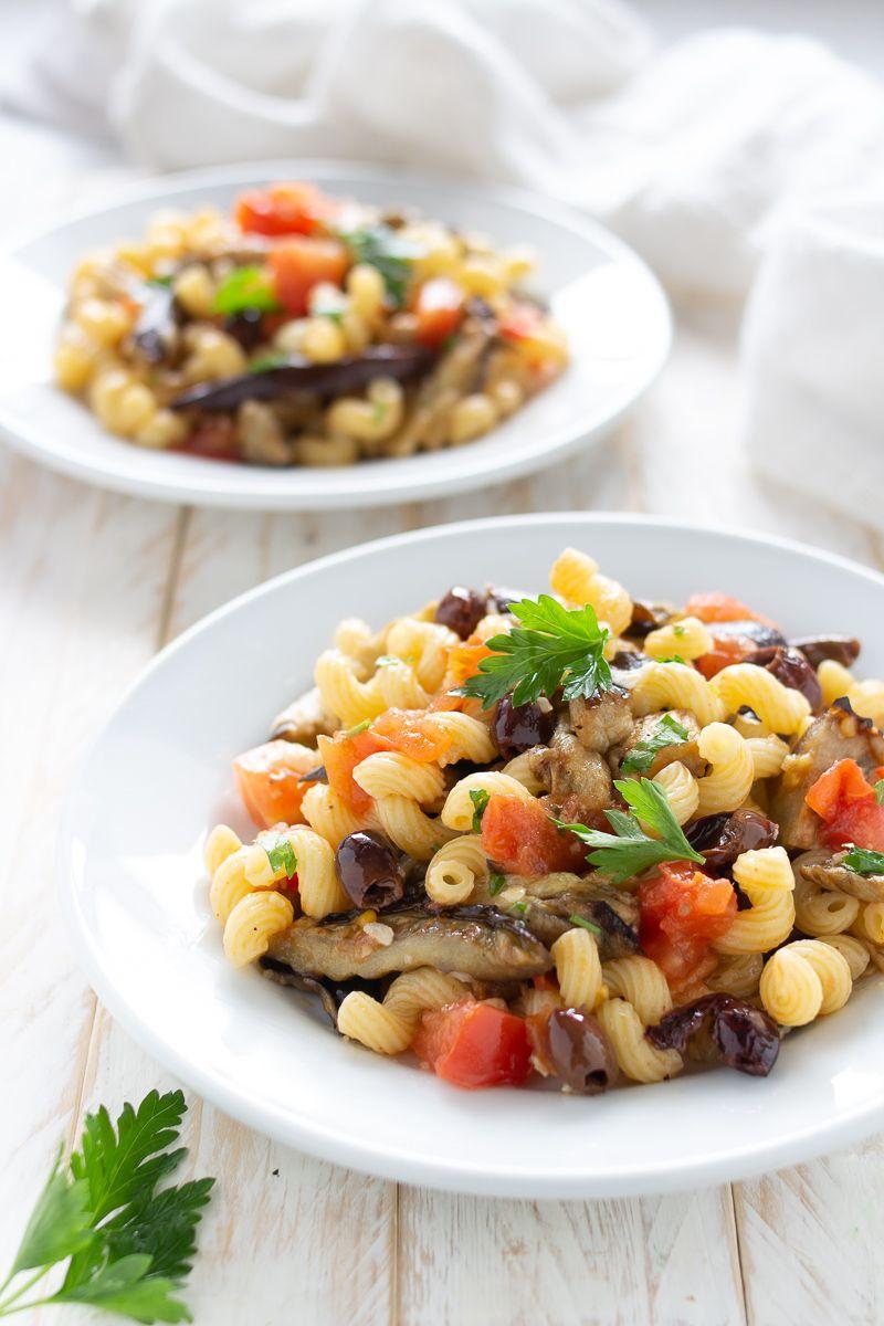c8781980b5b395ec756374880c4f1391 - Ricette Pasta Con Melanzane