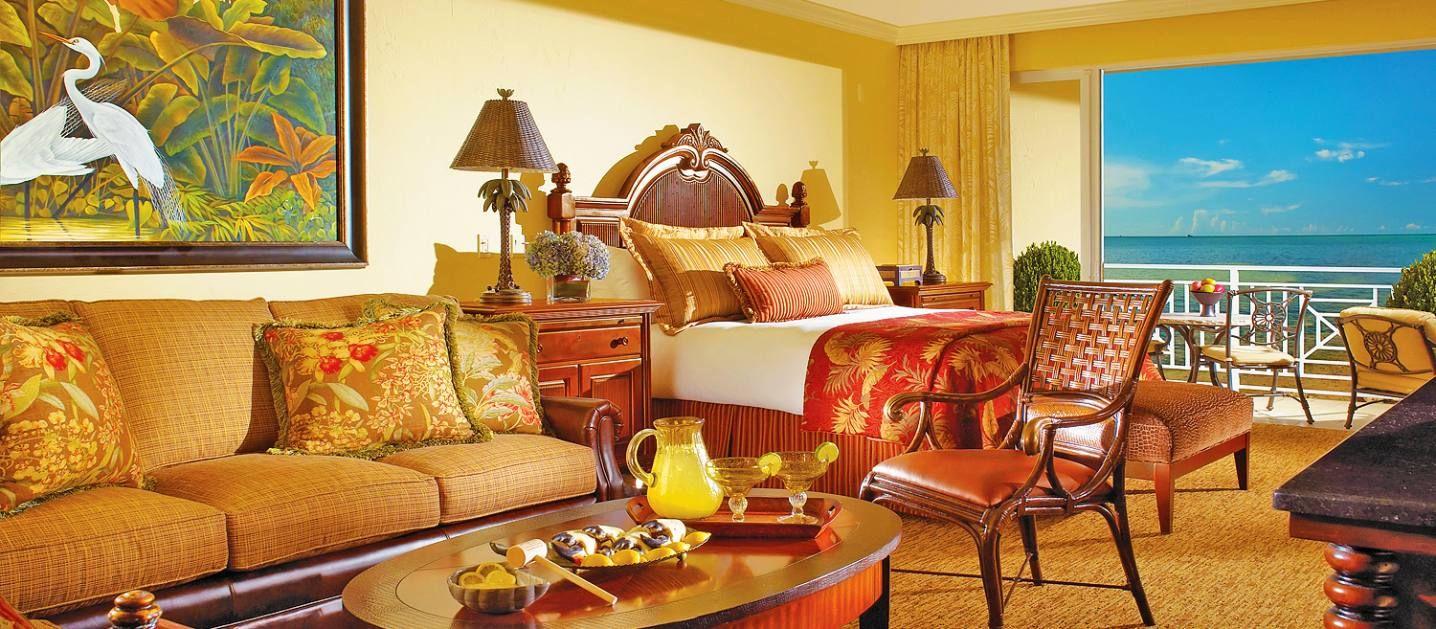Luxury Rooms in Islamorada | Islamorada Hotel Room | Cheeca Lodge