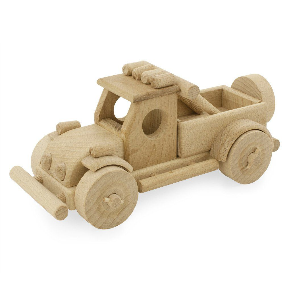Wooden toys images  Handmade Wooden Toy Car  Happy Go Ducky  Garage  Pinterest