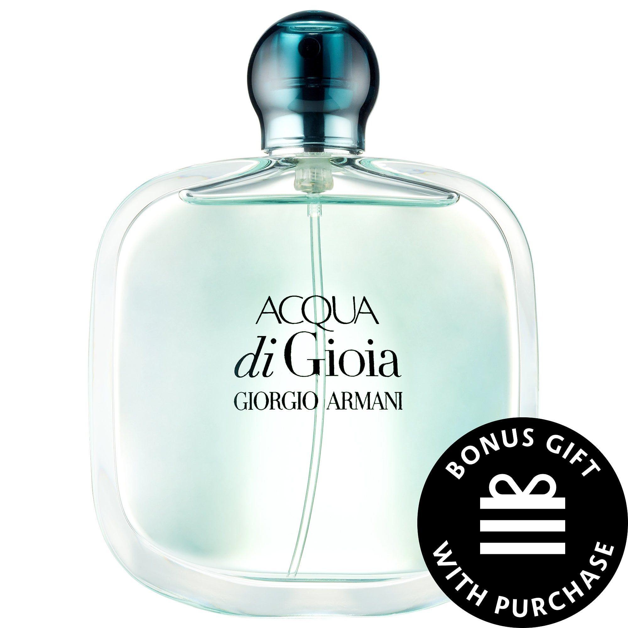 4 Armani Eau 3 De Parfum Giorgio Di Oz Acqua Ml Beauty Gioia 100 1cKF5uTlJ3
