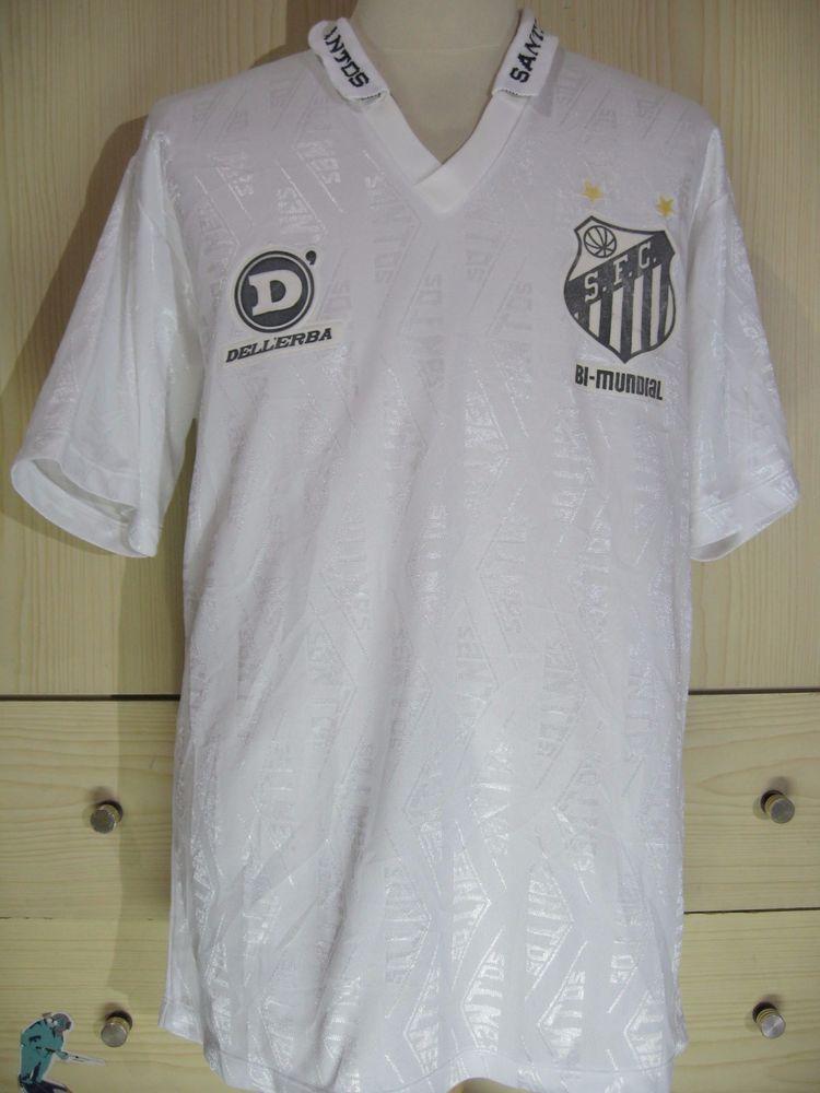 Pin on Vintage Brazil Football Shirt Futbol Jersey Brasil