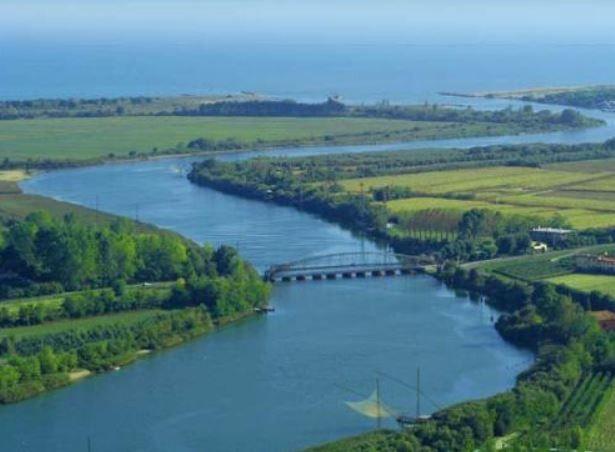 ponte su barche Cortellazzo