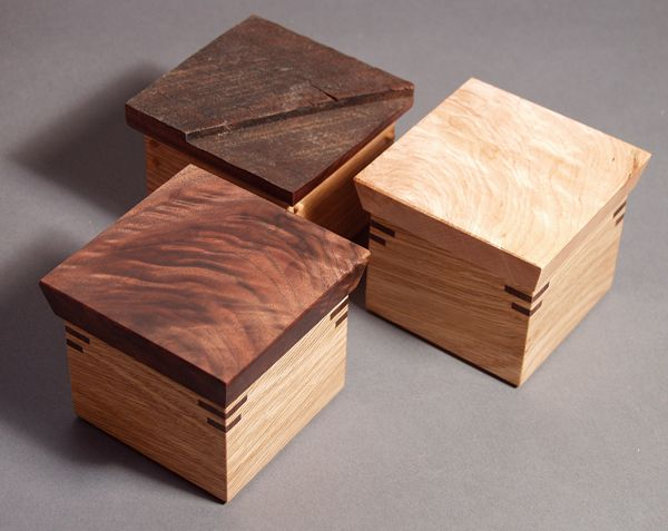Build A Lift Lid Box Startwoodworking Com Sawdust And
