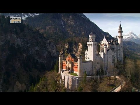 Superbauten Schloss Neuschwanstein Hd Doku Youtube Schloss Neuschwanstein Neuschwanstein Schloss