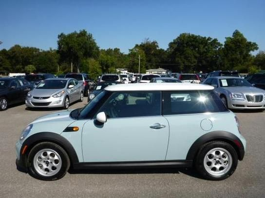 Ice Blue Mini Cooper White Roof Bonnet Stripes I Think This Is The One