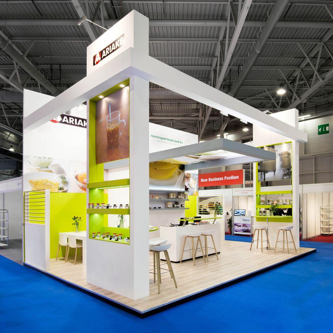 Trade Exhibition Stand Design : Henningsen fi europe custom exhibit trade show