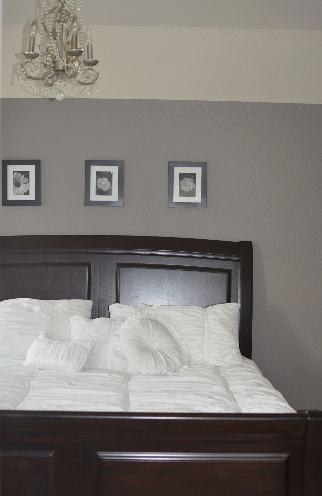 Behr Sutton Place Grey Google Search Bedroom Pinterest Master Bedroom Chandeliers And