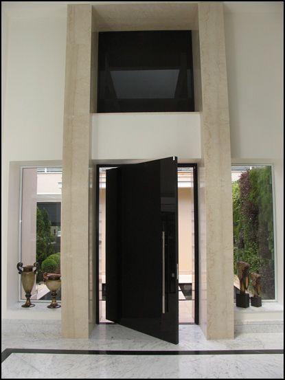 Tet Pivotante 6 Entradas De Casas Puertas De Entrada Modernas Puertas De Entrada