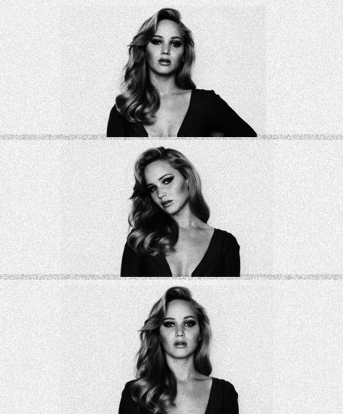 Jennifer Lawrence, 3x though.