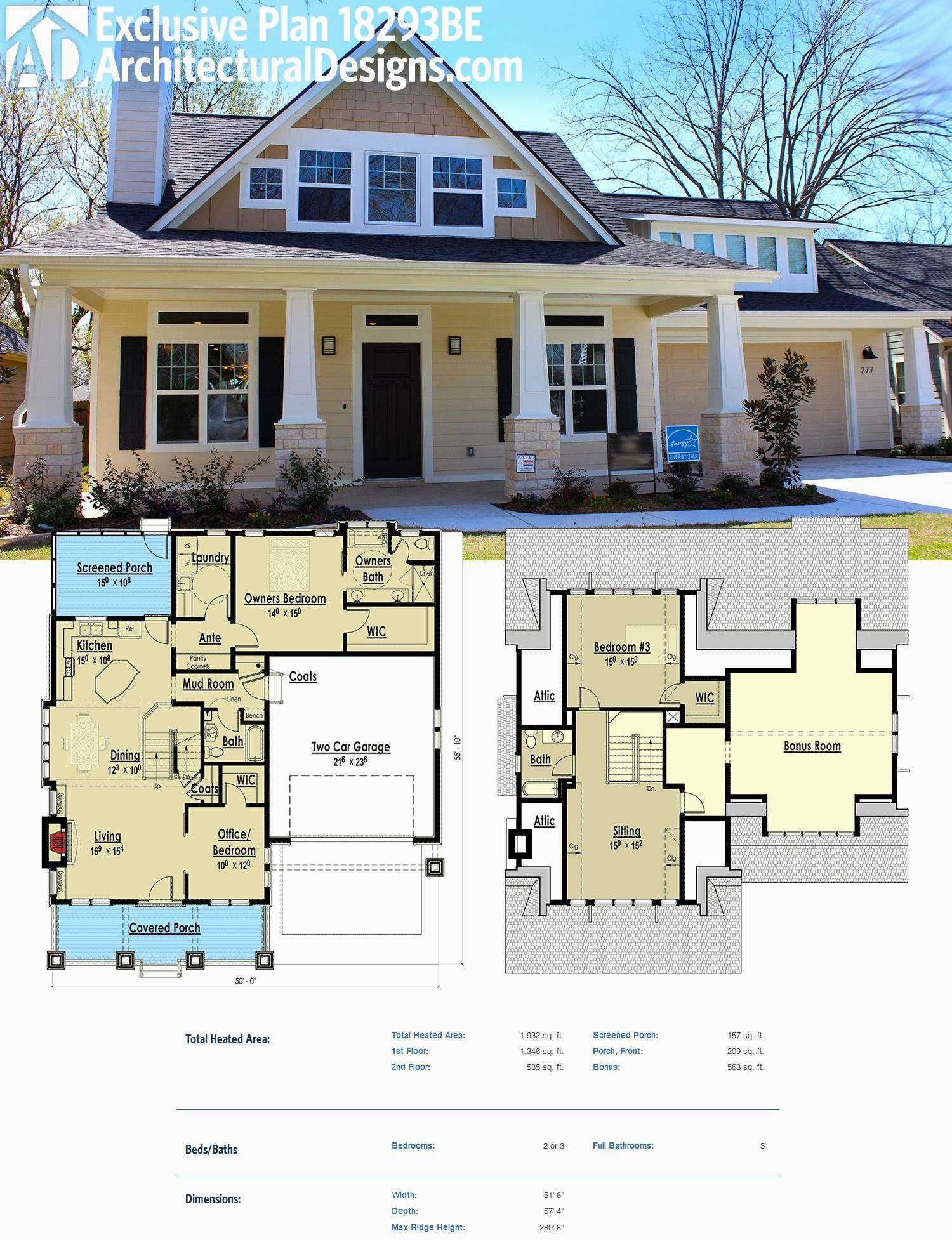 Small Farmhouse Plans With Garage Lovely Small Farmhouse Plans With Garage Farm Home Plans Best Small Farmhouse Plans Craftsman House Plans Farmhouse Plans