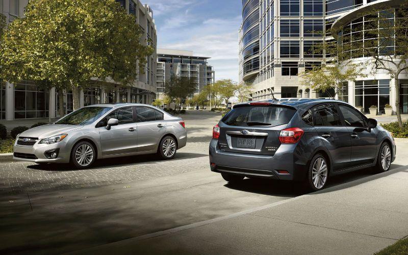 2015 Subaru Impreza Hatchback Sport Subaru impreza