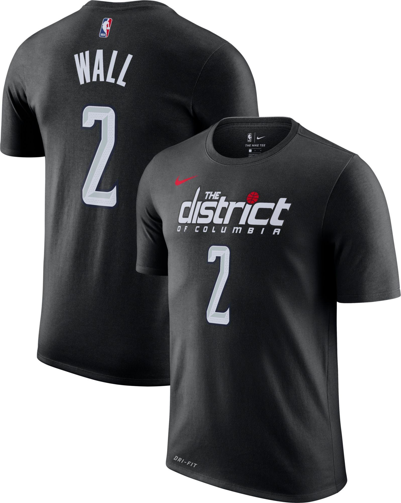 d624f9276 Nike Youth Washington Wizards John Wall Dri-FIT City Edition T-Shirt ...