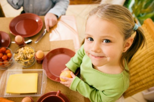 Creative and Delicious Breakfast Ideas for Kids, Cooking Recipes Blog