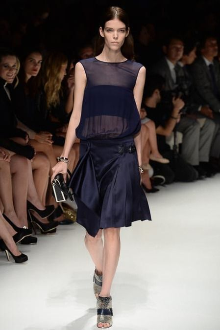 Salvatore Ferragamo Spring 2014 Ready-to-Wear Collection