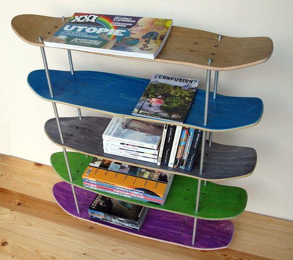 Regal Board Skate recycelt. Spezielle Cruiser von SkateMood auf Etsy