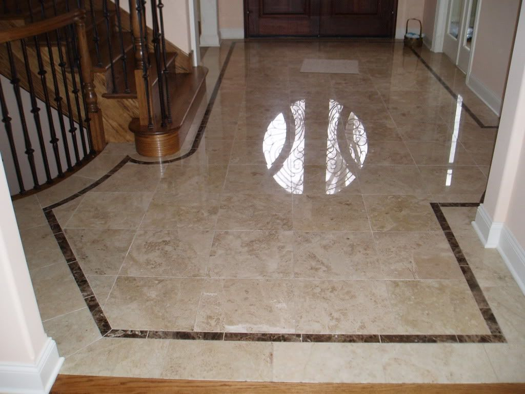 Foyer Flooring Ideas Beauteous Modren Foyer Tile Pattern Ideas Entry Way Home Entryway Design Review