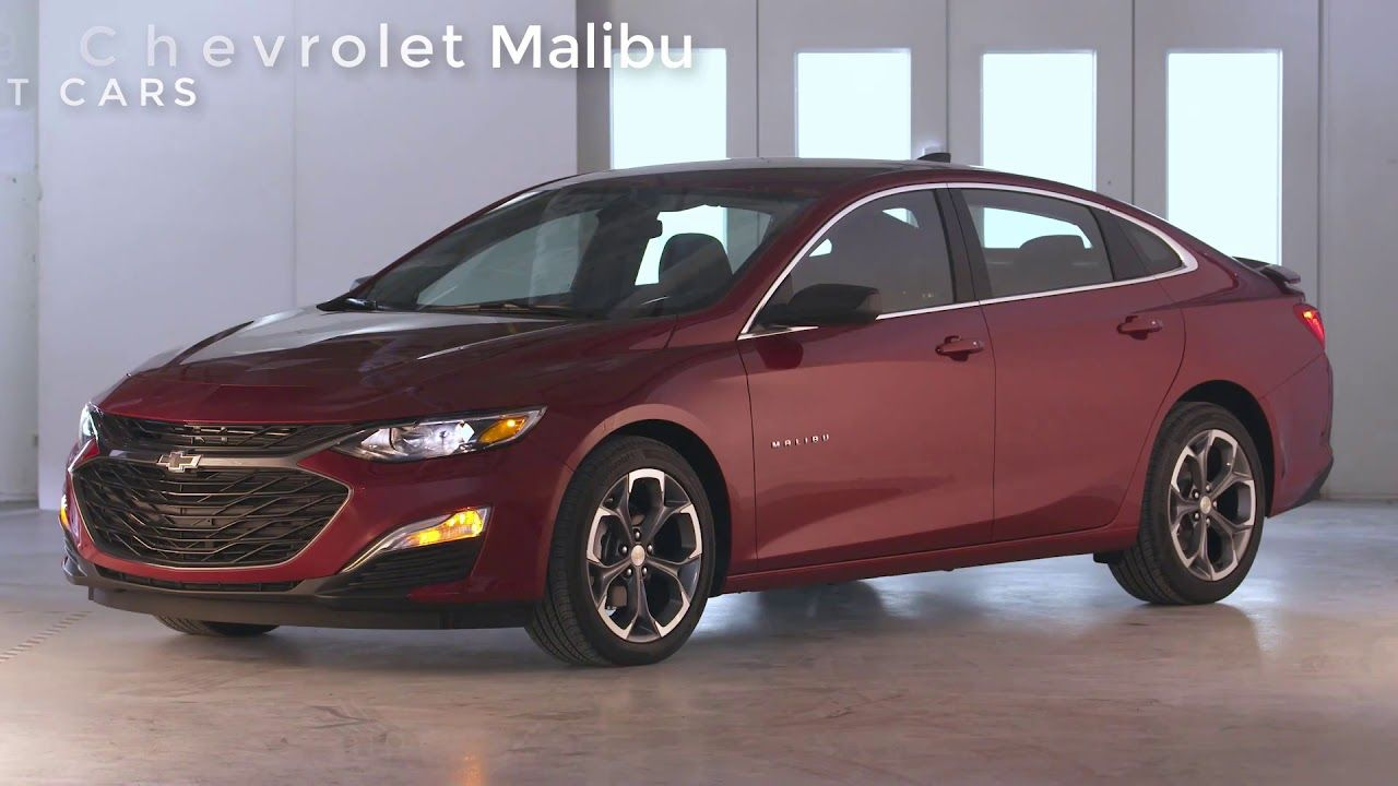 Fresh Revealing 2019 Chevrolet Malibu Rs And Premier Interior