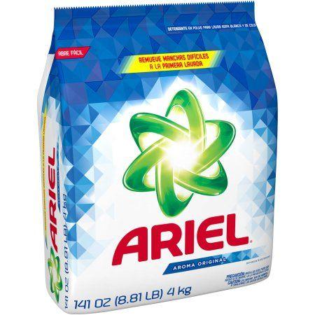 Household Essentials Ariel Lessive Nourriture Americaine