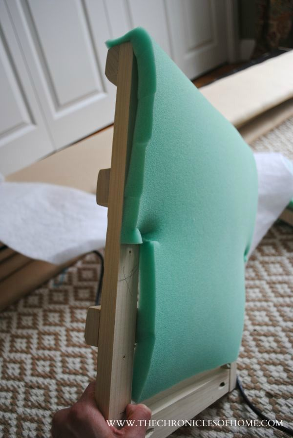 {Tutorial} How to Upholster a Chair | Upholstered chairs ...
