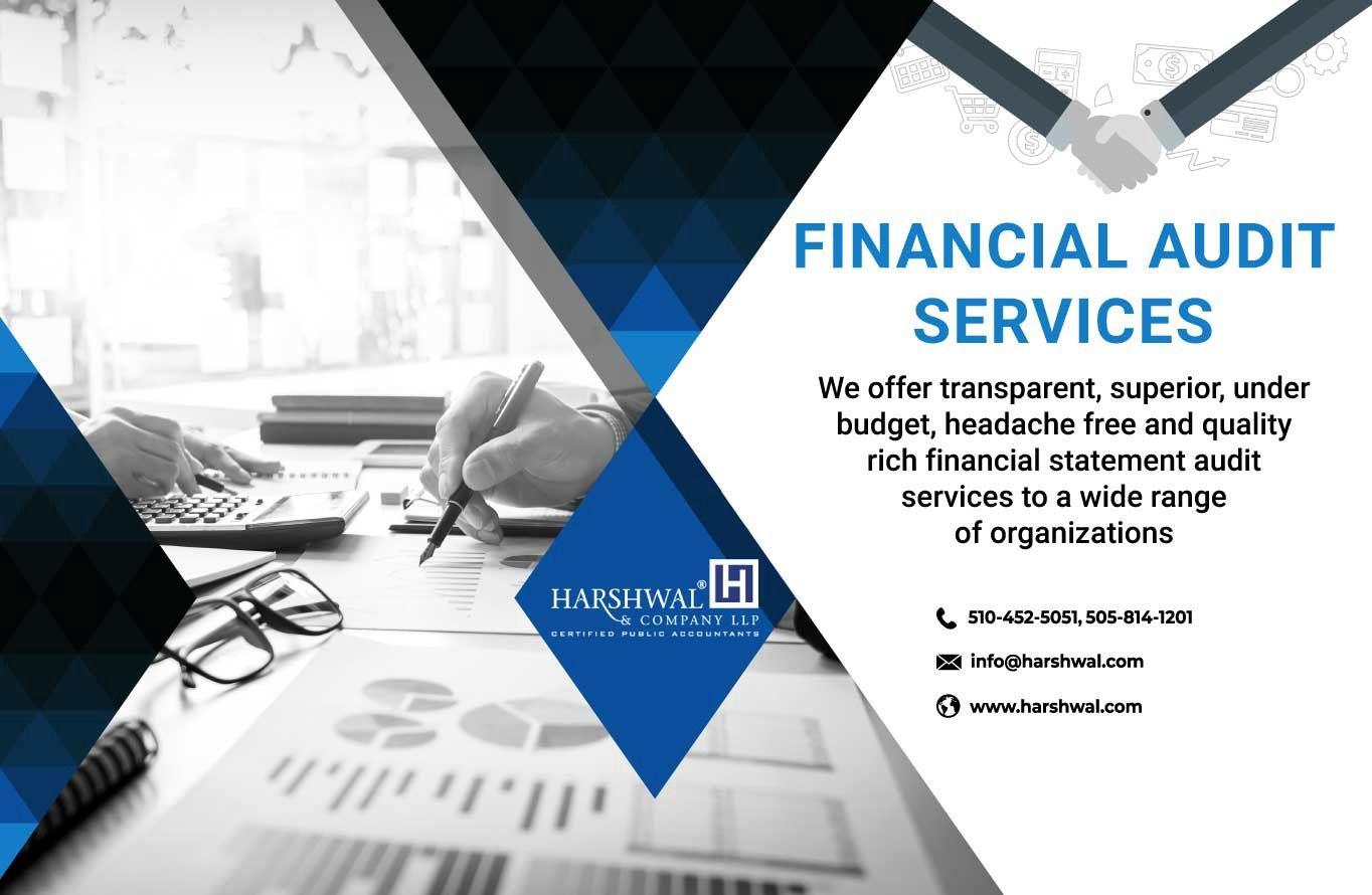 Hire financial audit services experts financial audit