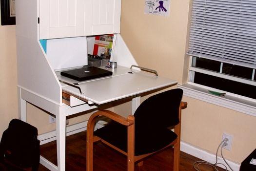 Alve Secretary Desk Ikea Ikea Desk Secretary Desks Desk