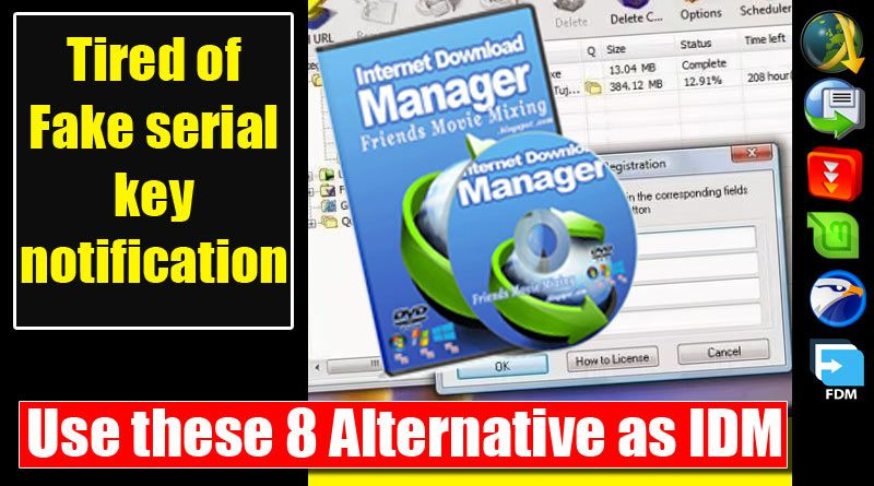 8 Free IDM Alternative Download Manager With Download