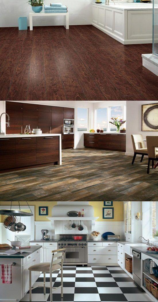 How to Choose Eco-Friendly and Stylish Linoleum for Your Kitchen - linoleum arbeitsplatte küche