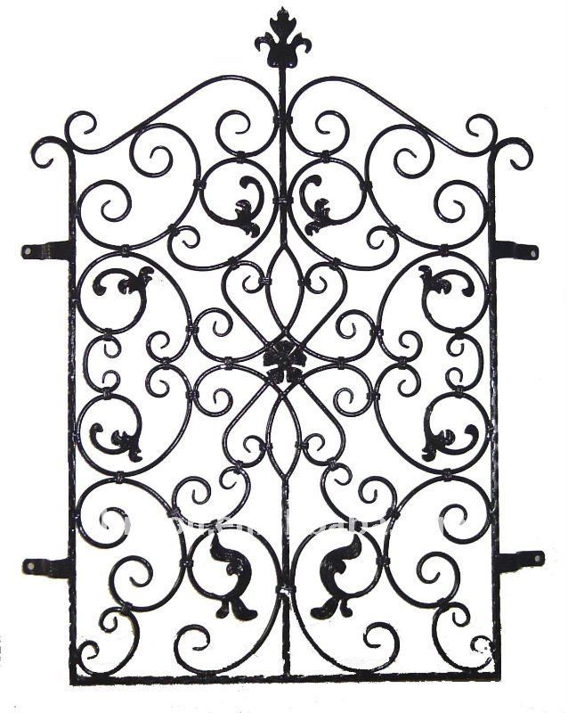 Wrought iron work google search interesting for Window scroll function