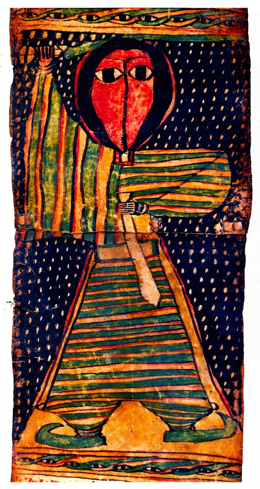 ethiopian magic scrolls art things pinterest african art ethiopian magic scrolls