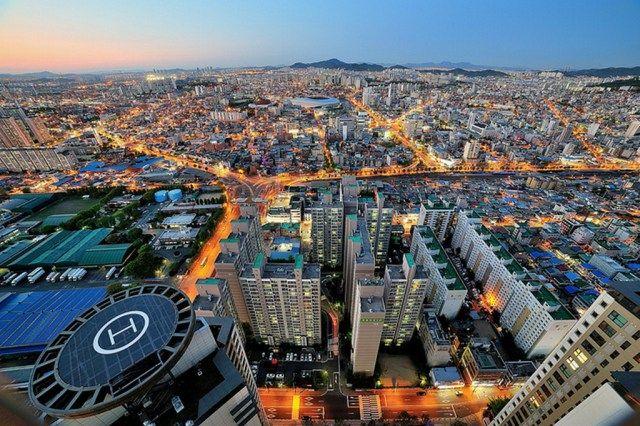 La cinco urbes coreanas más pobladas - K-magazine