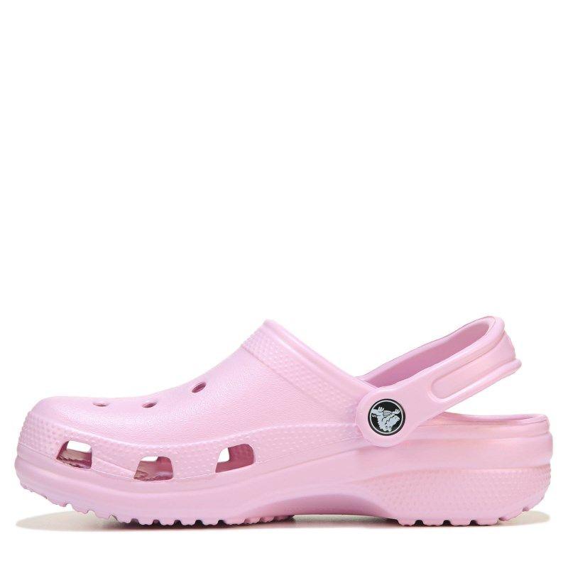 3a0063899de6 Crocs Women s Classic Clog Shoes (Ballerina Pink)