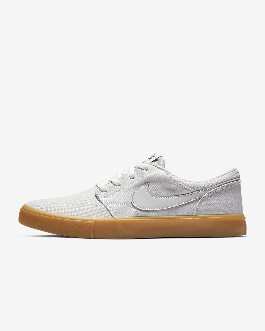 Vans skate shoes, Nike sb