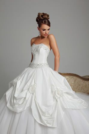 Hollywood Dreams Wedding Dress