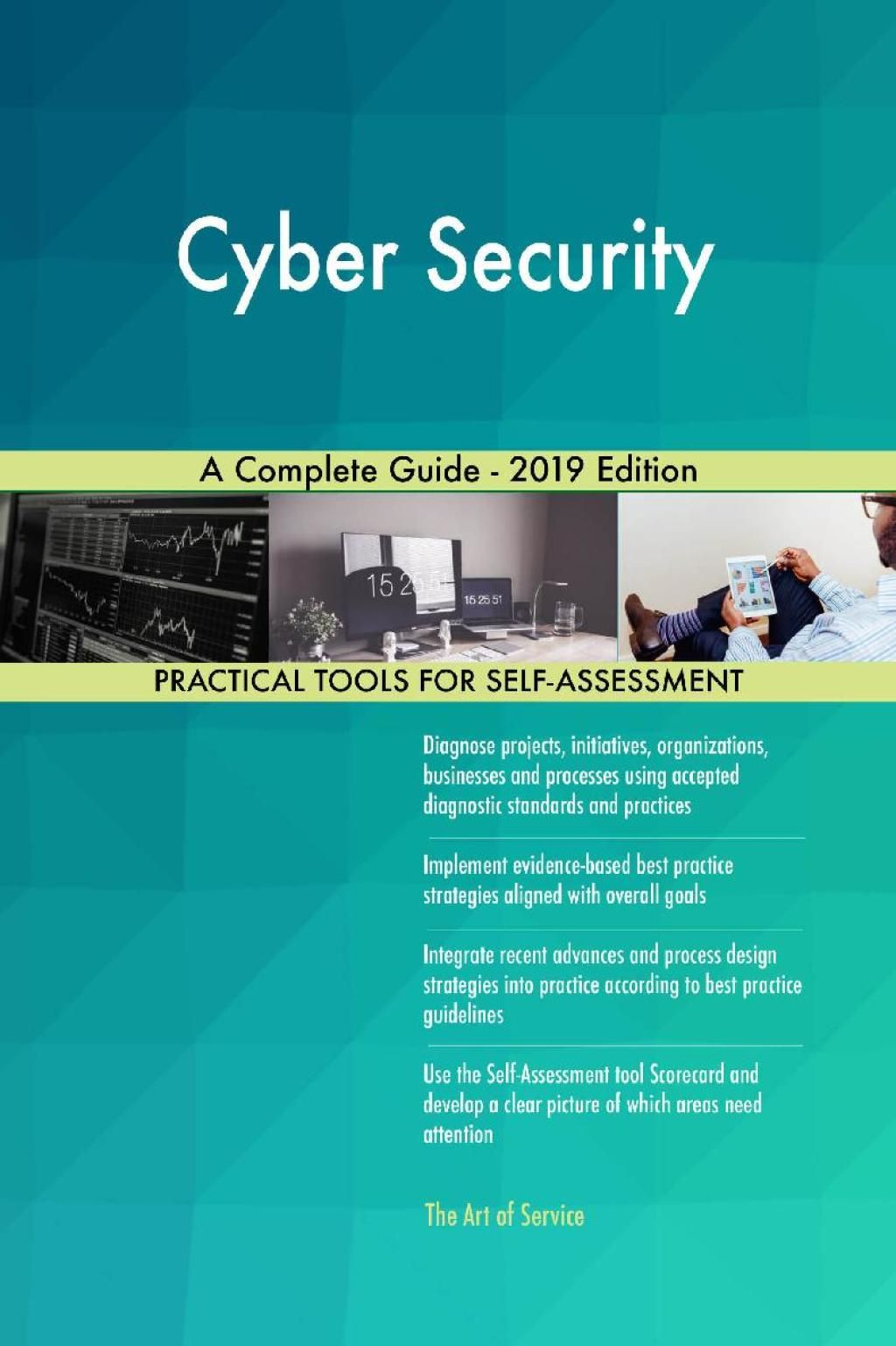Cyber Security A Complete Guide 2019 Edition Ebook Cyber Self Assessment Design Strategy