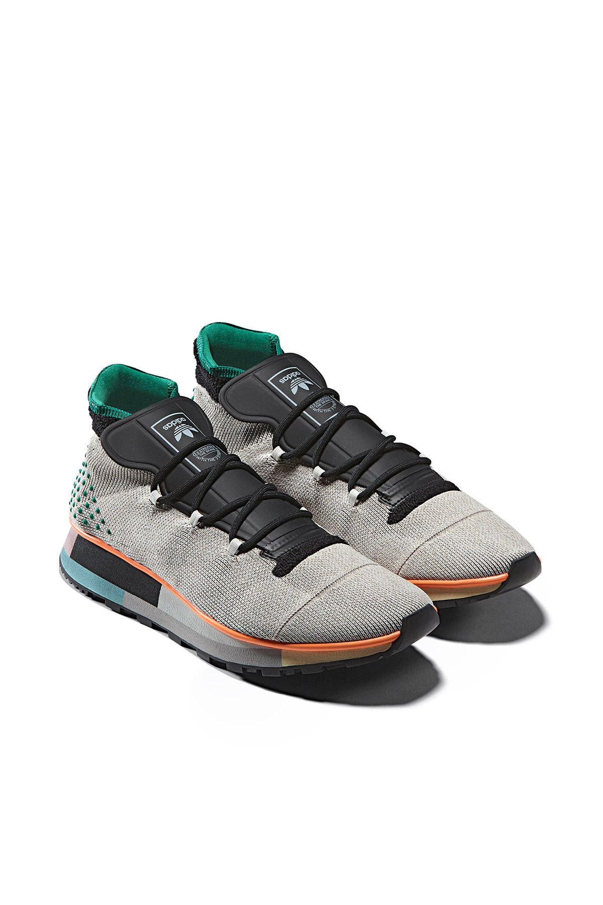premium selection 92809 38ff5 adidas Originals by Alexander Wang  AW Run Mid Sneaker  Opening Ceremony