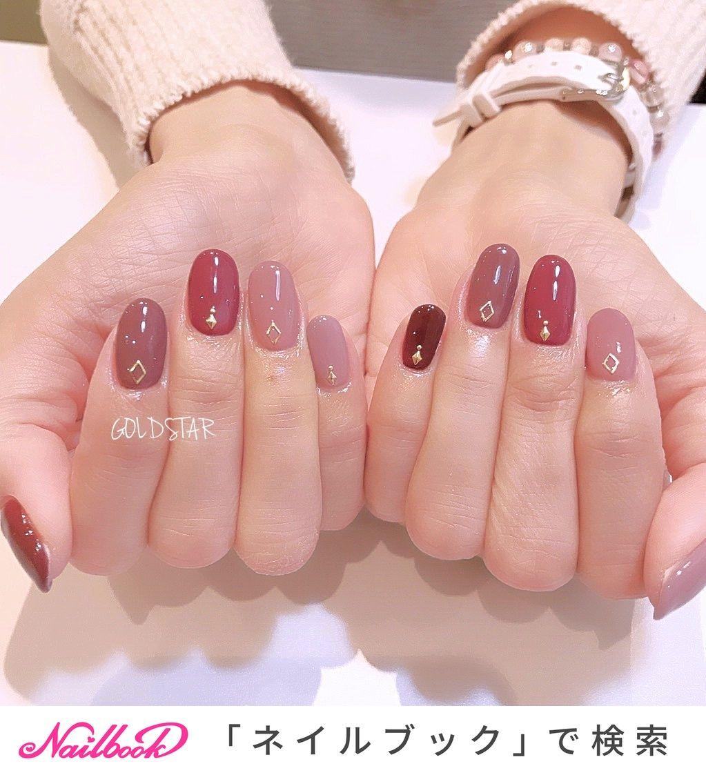 春/夏/秋/冬/ハンド , agloss nailのネイルデザイン[No.3756451