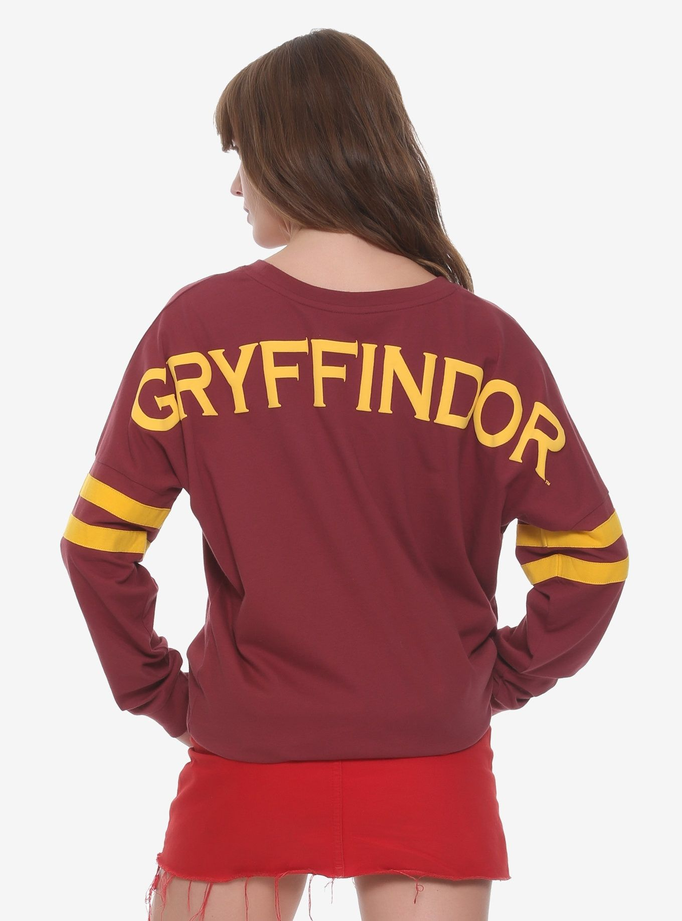 Harry Potter Gryffindor Hype Jersey BoxLunch Exclusive