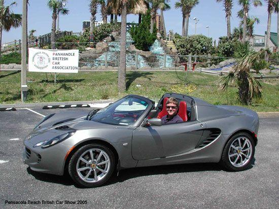 My 2005 Lotus Elise Touring Pack Sport Pack Titanium W