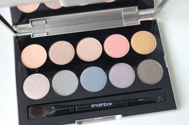 SMASHBOX Heat Wave Eye Shadow Palette Review MAGIMANIA