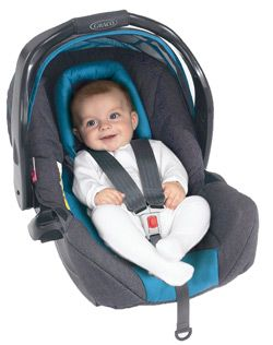 Graco: the reuance that your little back seat panger is safe ...