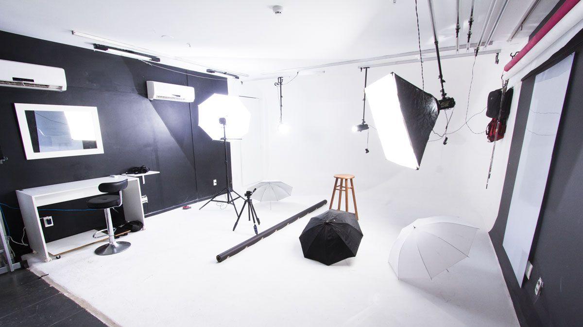 Tamanho de estudio fotografico pesquisa google yue photograph studio studio setup y for Interior photography lighting setup